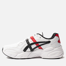 Мужские кроссовки ASICS Gel-BND White/Classic Red фото- 5