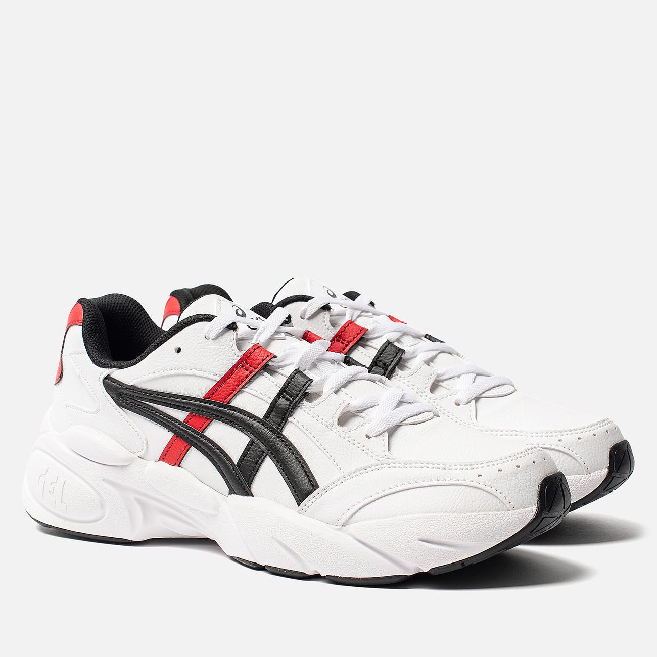 Мужские кроссовки ASICS Gel-BND White/Classic Red