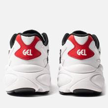 Мужские кроссовки ASICS Gel-BND White/Classic Red фото- 2