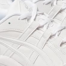 Мужские кроссовки ASICS Gel-BND White/White фото- 6