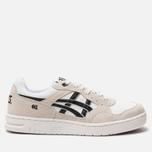 Мужские кроссовки ASICS Gel-Circuit White/Black фото- 0
