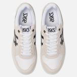 Мужские кроссовки ASICS Gel-Circuit White/Black фото- 5