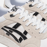 Мужские кроссовки ASICS Gel-Circuit White/Black фото- 6