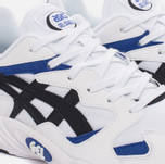 Мужские кроссовки ASICS Gel-Diablo OG White/Black фото- 3