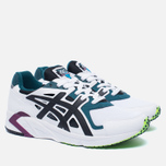 Мужские кроссовки ASICS Gel-DS Trainer OG Platinum OG White/Black фото- 2
