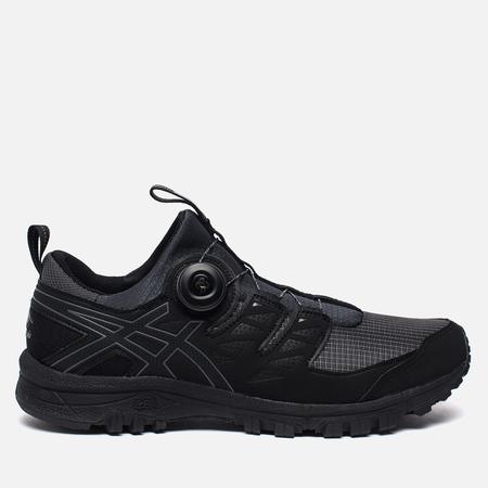 Мужские кроссовки ASICS Gel-Fujirado Dark Grey/Black/Silver