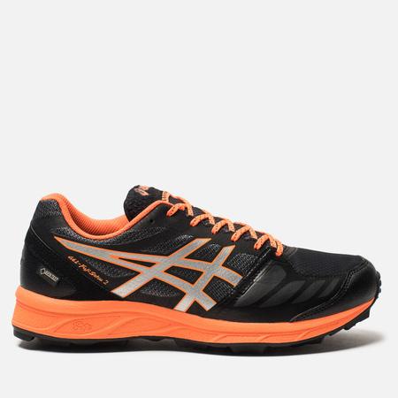 Мужские кроссовки ASICS Gel-Fujisetsu 2 G-TX Performance Black/Shocking Orange