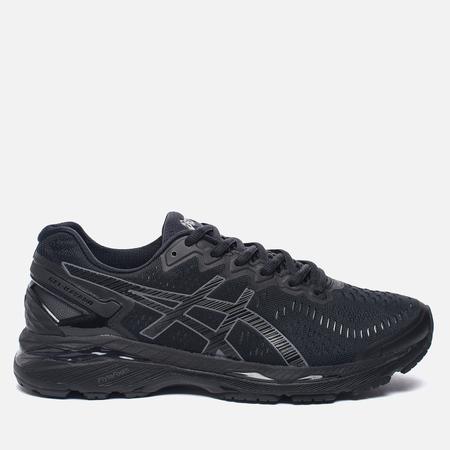 Мужские кроссовки ASICS Gel-Kayano 23 Black/Onyx/Carbon