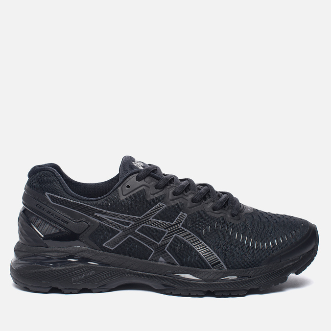 Мужские кроссовки ASICS Gel-Kayano 23 Black/Onyx/Carbon
