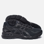 Мужские кроссовки ASICS Gel-Kayano 23 Black/Onyx/Carbon фото- 2