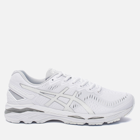 Мужские кроссовки ASICS Gel-Kayano 23 White/Snow/Silver