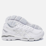 Мужские кроссовки ASICS Gel-Kayano 23 White/Snow/Silver фото- 2