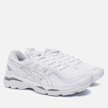 Мужские кроссовки ASICS Gel-Kayano 23 White/Snow/Silver фото- 1