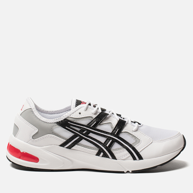 ebeda376 Мужские кроссовки ASICS Gel-Kayano 5.1 White/Black 1191A177-101