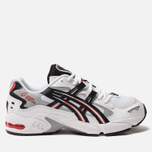 Мужские кроссовки ASICS Gel-Kayano 5 OG White/Black/Red фото- 0