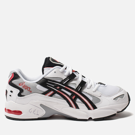 Мужские кроссовки ASICS Gel-Kayano 5 OG White/Black/Red