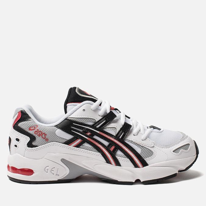 3e7e81ba Мужские кроссовки ASICS Gel-Kayano 5 OG White/Black/Red 1191A176-101