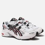 Мужские кроссовки ASICS Gel-Kayano 5 OG White/Black/Red фото- 1