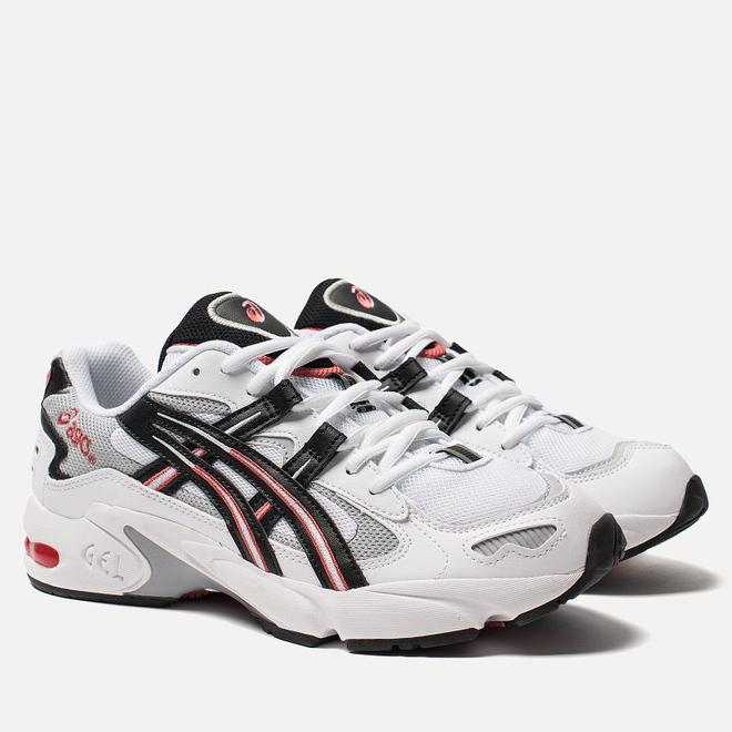 Мужские кроссовки ASICS Gel-Kayano 5 OG White/Black/Red