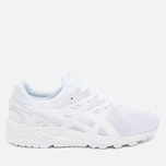 Кроссовки ASICS Gel-Kayano EVO Monochrome Pack White фото- 0
