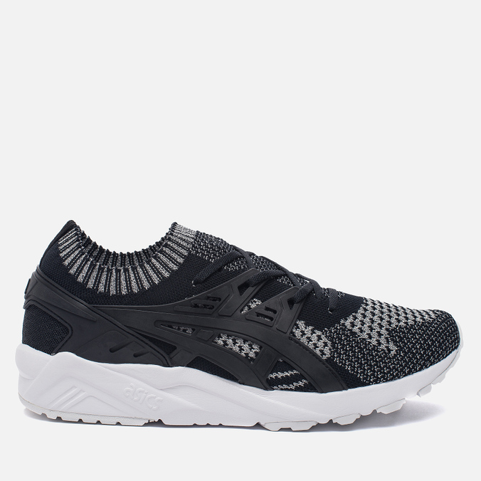 Мужские кроссовки ASICS Gel-Kayano Trainer Knit Reflective Knit Pack Silver/Black