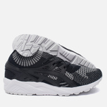 Мужские кроссовки ASICS Gel-Kayano Trainer Knit Reflective Knit Pack Silver/Black фото- 1