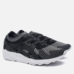 Мужские кроссовки ASICS Gel-Kayano Trainer Knit Reflective Knit Pack Silver/Black фото- 2