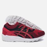 Мужские кроссовки ASICS Gel-Kayano Trainer Knit True Red/True Red фото- 1