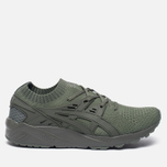 Мужские кроссовки ASICS Gel-Kayano Trainer Knit Uniform Pack Agave Green/Agave Green фото- 0