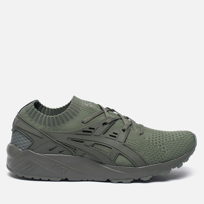 Мужские кроссовки ASICS Gel-Kayano Trainer Knit Uniform Pack Agave Green/Agave Green