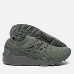 Мужские кроссовки ASICS Gel-Kayano Trainer Knit Uniform Pack Agave Green/Agave Green фото- 2
