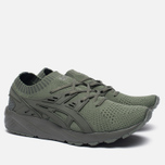 Мужские кроссовки ASICS Gel-Kayano Trainer Knit Uniform Pack Agave Green/Agave Green фото- 1