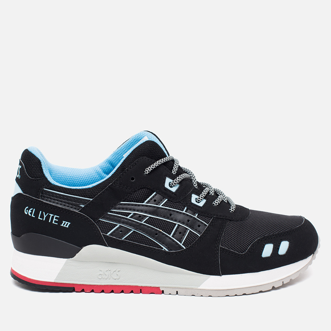 Кроссовки ASICS Gel-Lyte III Future Pack Black/Baby Blue