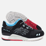 Кроссовки ASICS Gel-Lyte III Future Pack Black/Baby Blue фото- 2