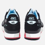 Кроссовки ASICS Gel-Lyte III Future Pack Black/Baby Blue фото- 3