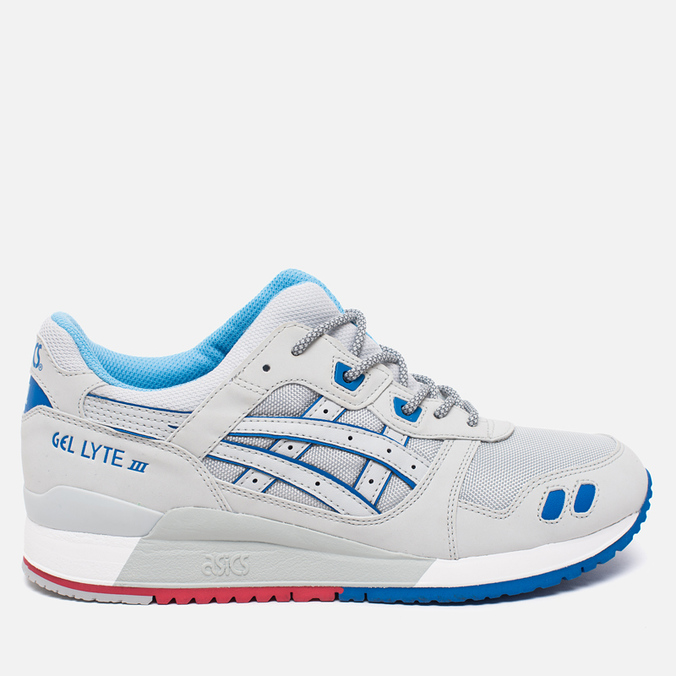 Мужские кроссовки ASICS Gel-Lyte III Future Pack Soft Grey