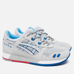 Мужские кроссовки ASICS Gel-Lyte III Future Pack Soft Grey фото- 1