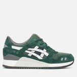 Мужские кроссовки ASICS Gel-Lyte III Varsity Pack Dark Green/White фото- 0
