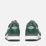 ASICS Gel-Lyte III Varsity Pack Men's Sneakers Dark Green/White photo- 3