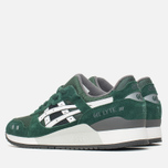 Мужские кроссовки ASICS Gel-Lyte III Varsity Pack Dark Green/White фото- 2