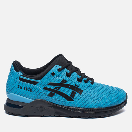 Мужские кроссовки ASICS Gel-Lyte Evo Light Blue/Black