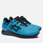 Мужские кроссовки ASICS Gel-Lyte Evo Light Blue/Black фото- 2