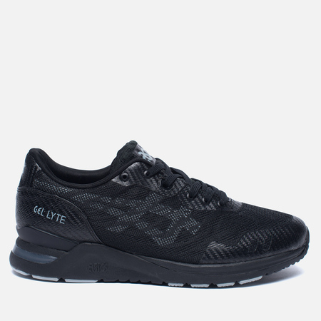 Мужские кроссовки ASICS Gel-Lyte Evo NT Black/Mid Grey