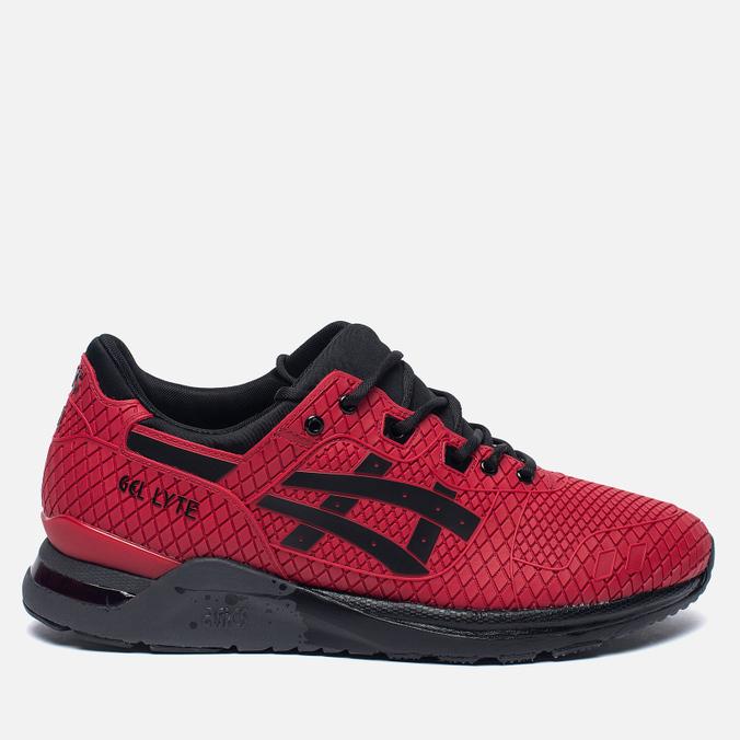Мужские кроссовки ASICS Gel-Lyte Evo Red/Black