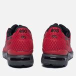 Мужские кроссовки ASICS Gel-Lyte Evo Red/Black фото- 3