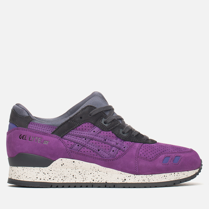 Кроссовки ASICS Gel-Lyte III After Hours Pack Purple/Purple