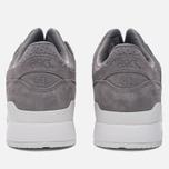 Мужские кроссовки ASICS Gel-Lyte III Aluminum/Aluminum фото- 3