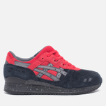 Мужские кроссовки ASICS Gel-Lyte III Bad Santa Christmas Pack Black/Red фото- 0