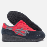 Мужские кроссовки ASICS Gel-Lyte III Bad Santa Christmas Pack Black/Red фото- 2
