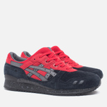 Мужские кроссовки ASICS Gel-Lyte III Bad Santa Christmas Pack Black/Red фото- 1
